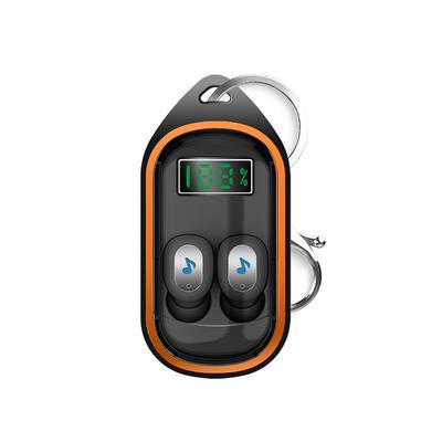 Best gym headphones X21S waterproof cordless earphones for phone